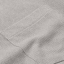 Sunspel - Riviera Slim-Fit Cotton-Mesh Polo Shirt - Men - Gray