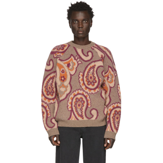 Photo: Nanushka Multicolor Deval Sweater