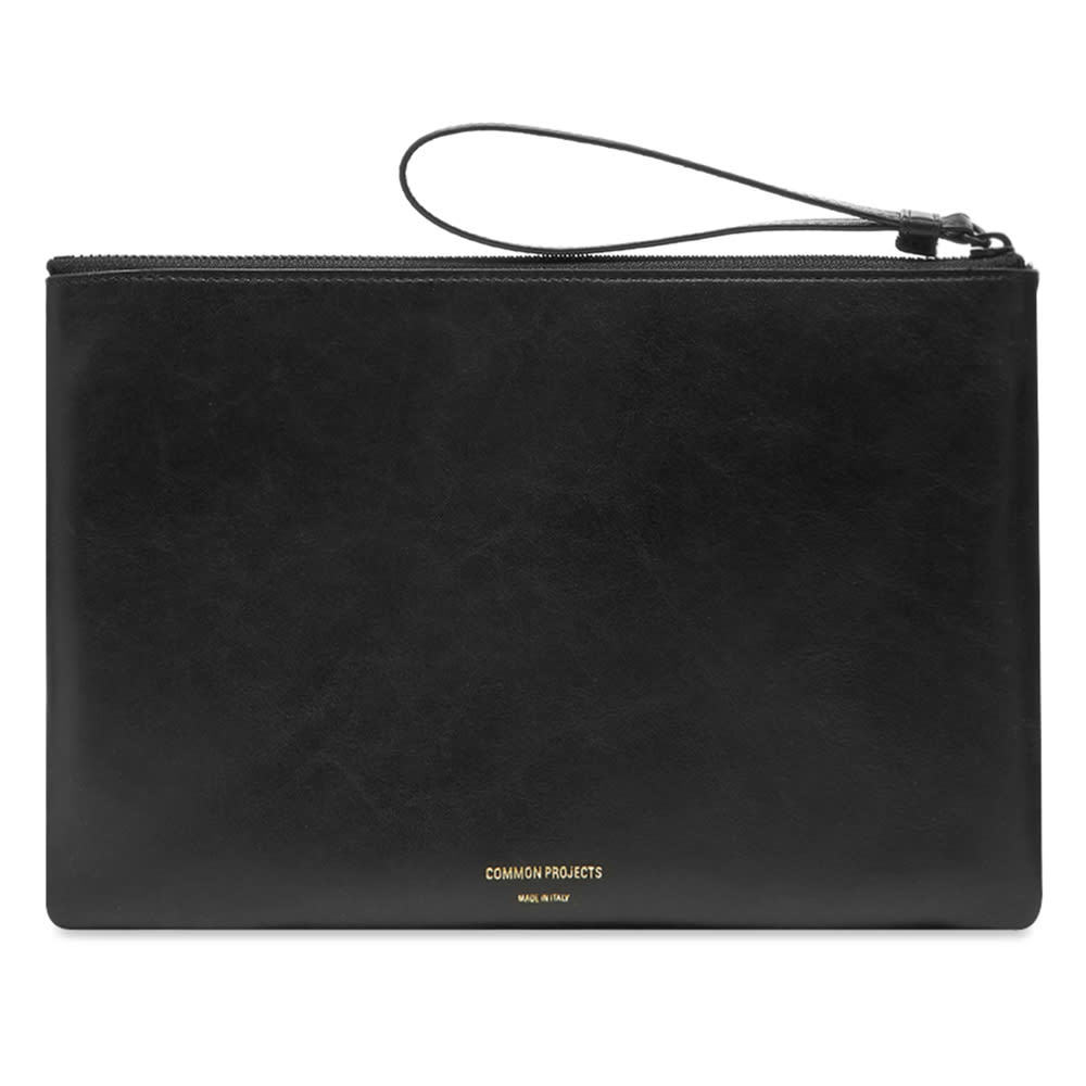 Photo: Common Projects Medium Flat Pouch