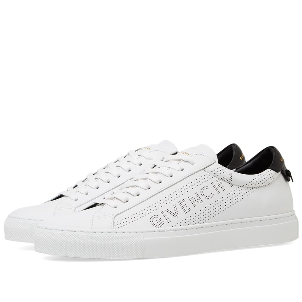 Photo: Givenchy Perforated Street Sneaker