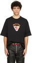 Martine Rose Black Snooker Brittle T-Shirt
