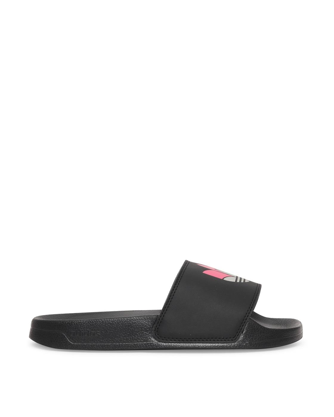 Photo: Adidas Originals Adilette Lite Slides Core Black