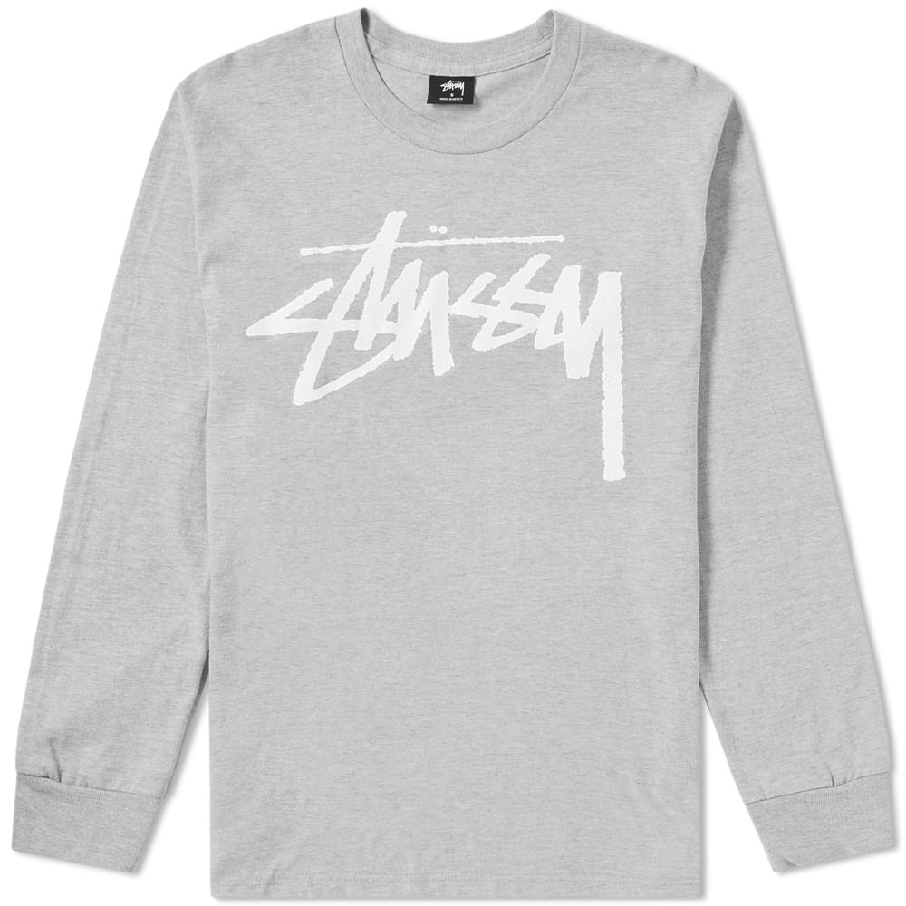 Photo: Stussy Long Sleeve Old Stock Tee