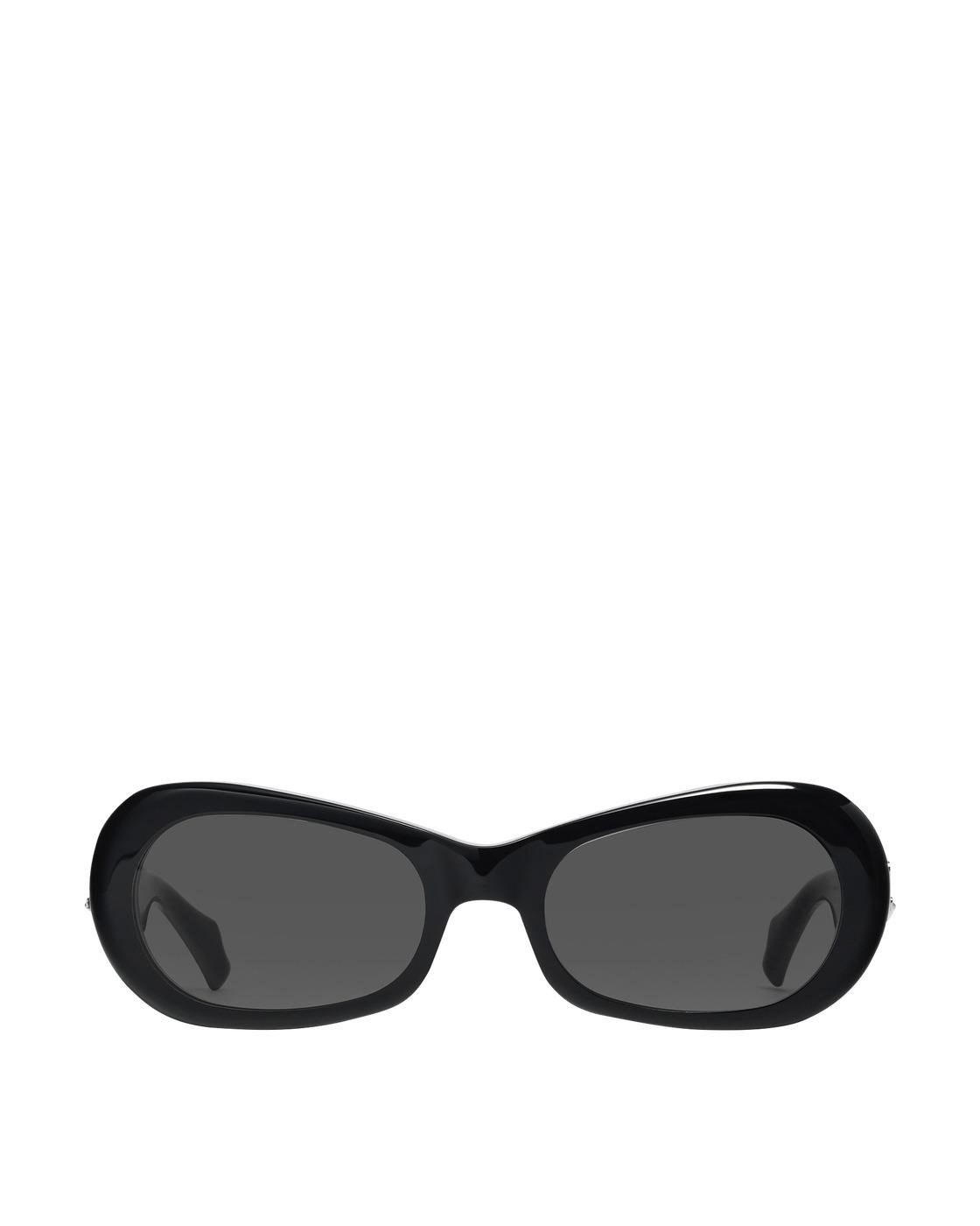 Photo: Gentle Monster Ambush Carabiner 2 Sunglasses Black