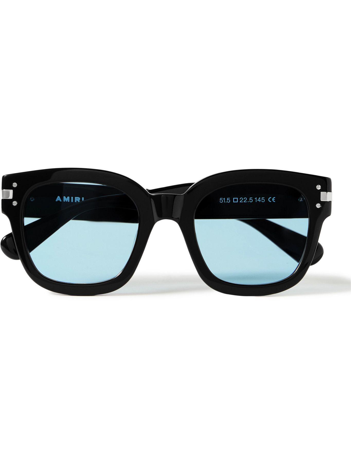 Photo: AMIRI - D-Frame Acetate Sunglasses