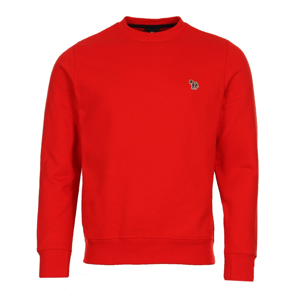 Photo: Sweatshirt - Red