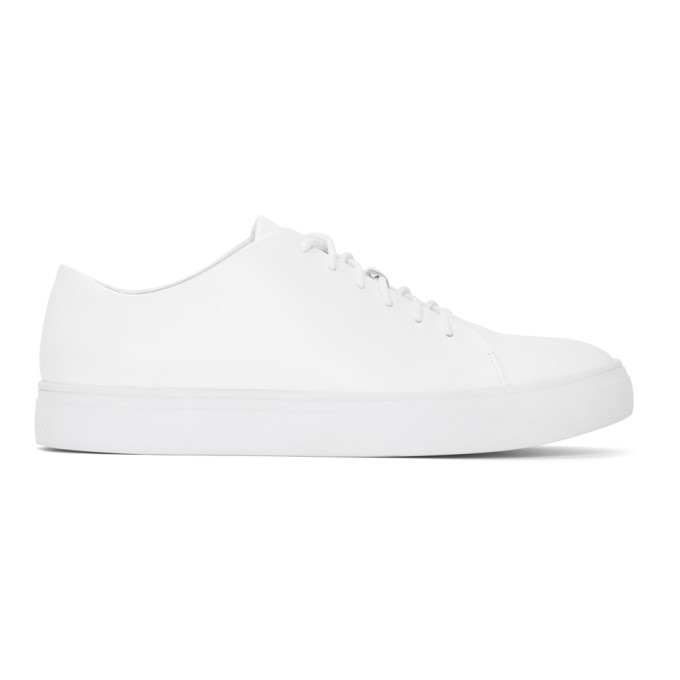 Sweden White YNGVE Sneakers Tiger