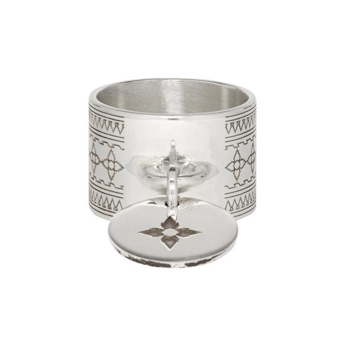 Photo: GmbH Silver Alan Crocetti Edition Mehdi Ring