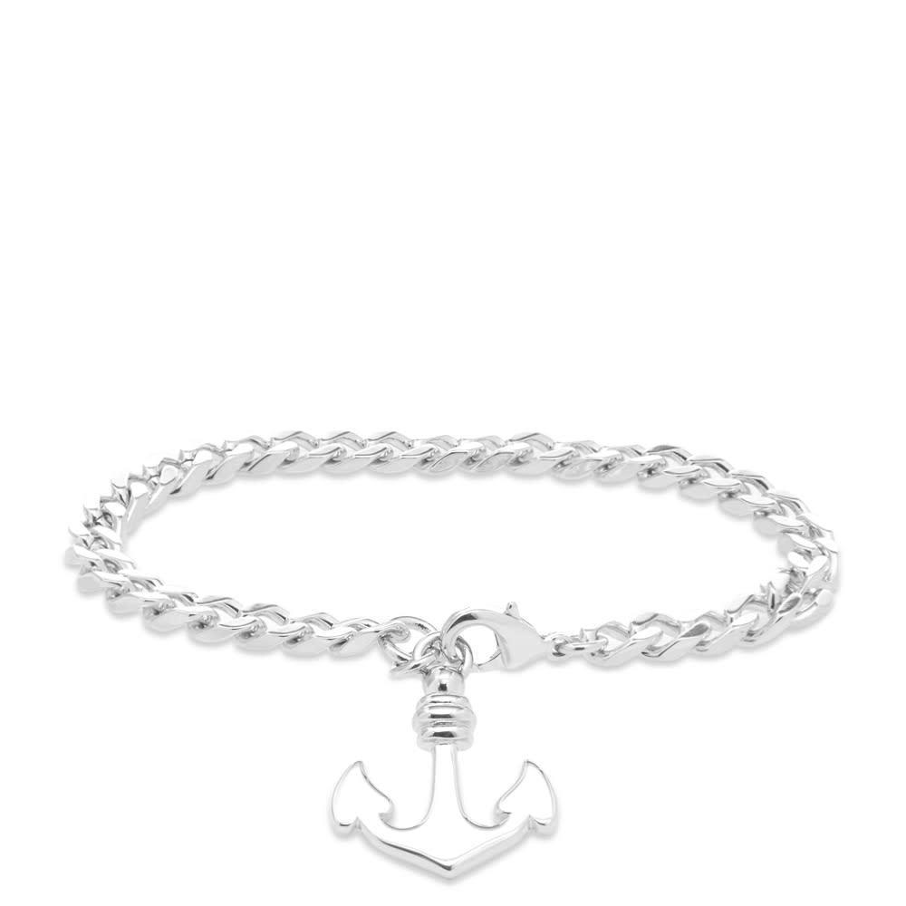 Photo: A.P.C. Marine Anchor Bracelet