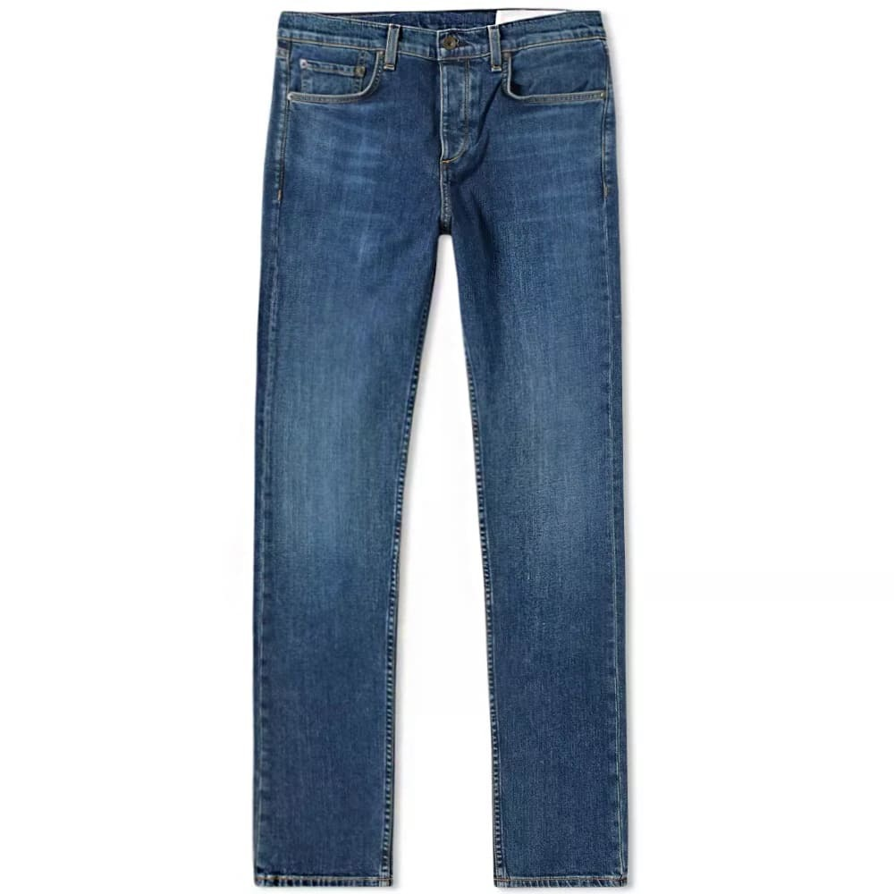 Photo: Rag & Bone Standard Issue Slim Jean Blue