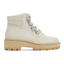 3.1 Phillip Lim Off-White Dylan Hiking Boots
