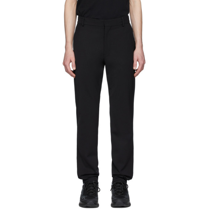 Photo: Balmain Black Tailoring Fit Trousers