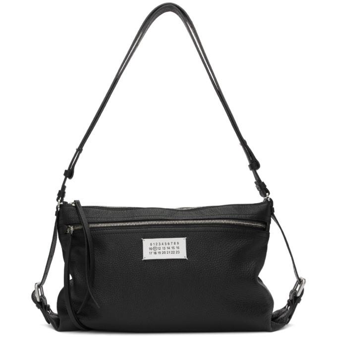 Photo: Maison Margiela Black Deerskin Crossbody Bag