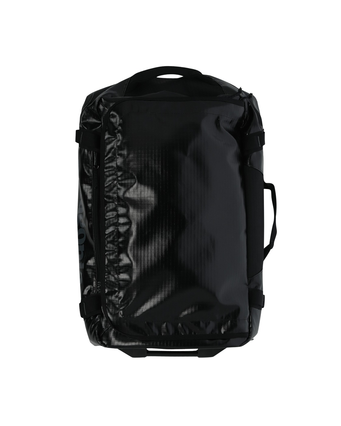 Photo: Patagonia Black Hole Wheeled Duffel Bag 40l Black