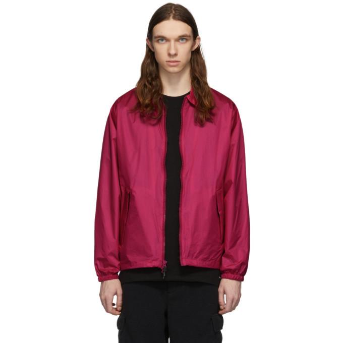 Photo: The Very Warm Pink Harrington Bomber Jacket