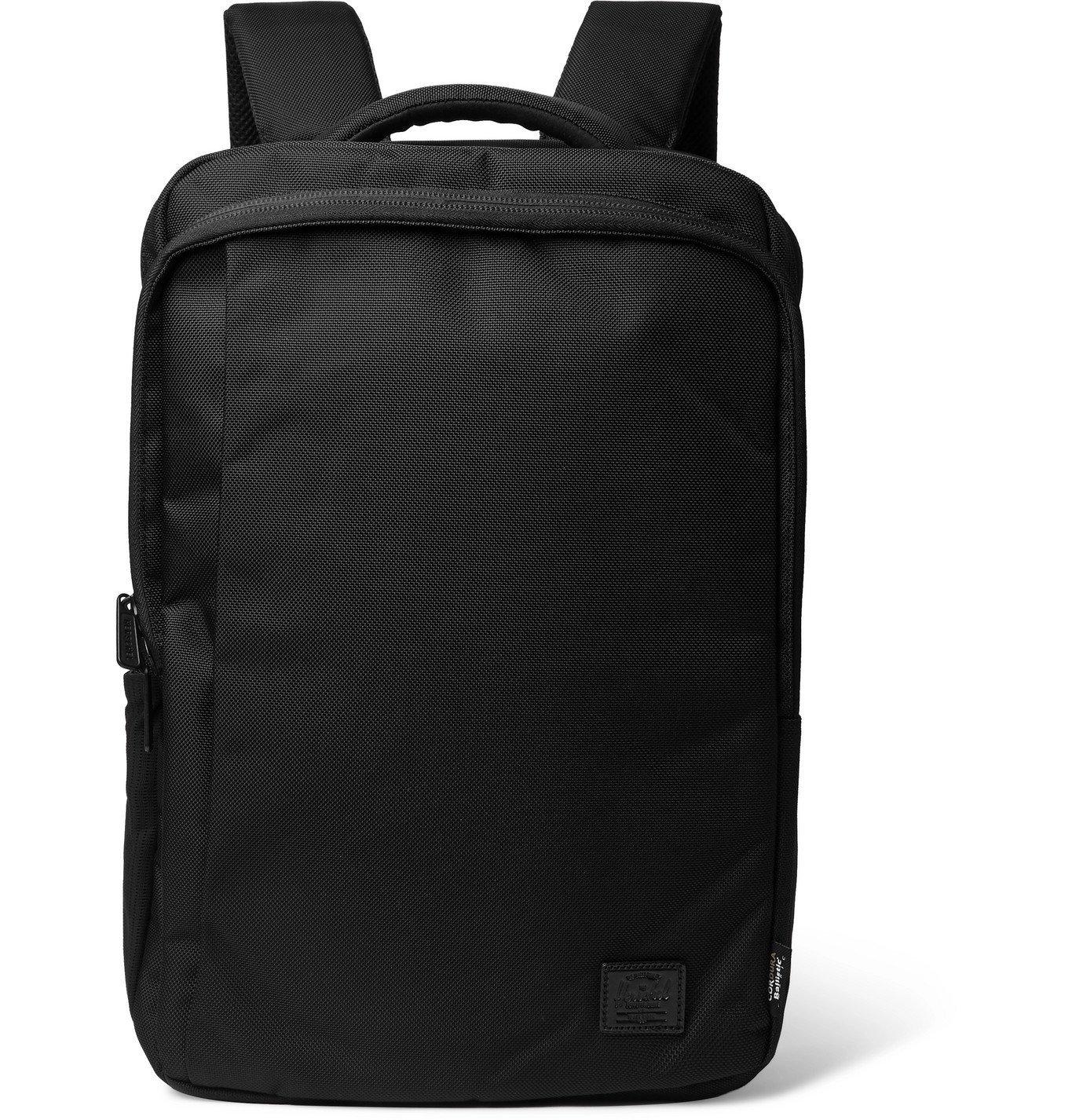 Photo: Herschel Supply Co - CORDURA Backpack - Black