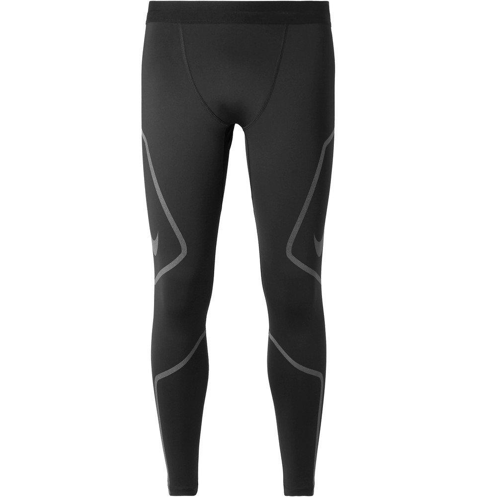 Nike Running - Tech Dri-FIT Tights - Men - Black