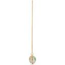 Sacai Multicolor and Gold Globe Pendant Bag