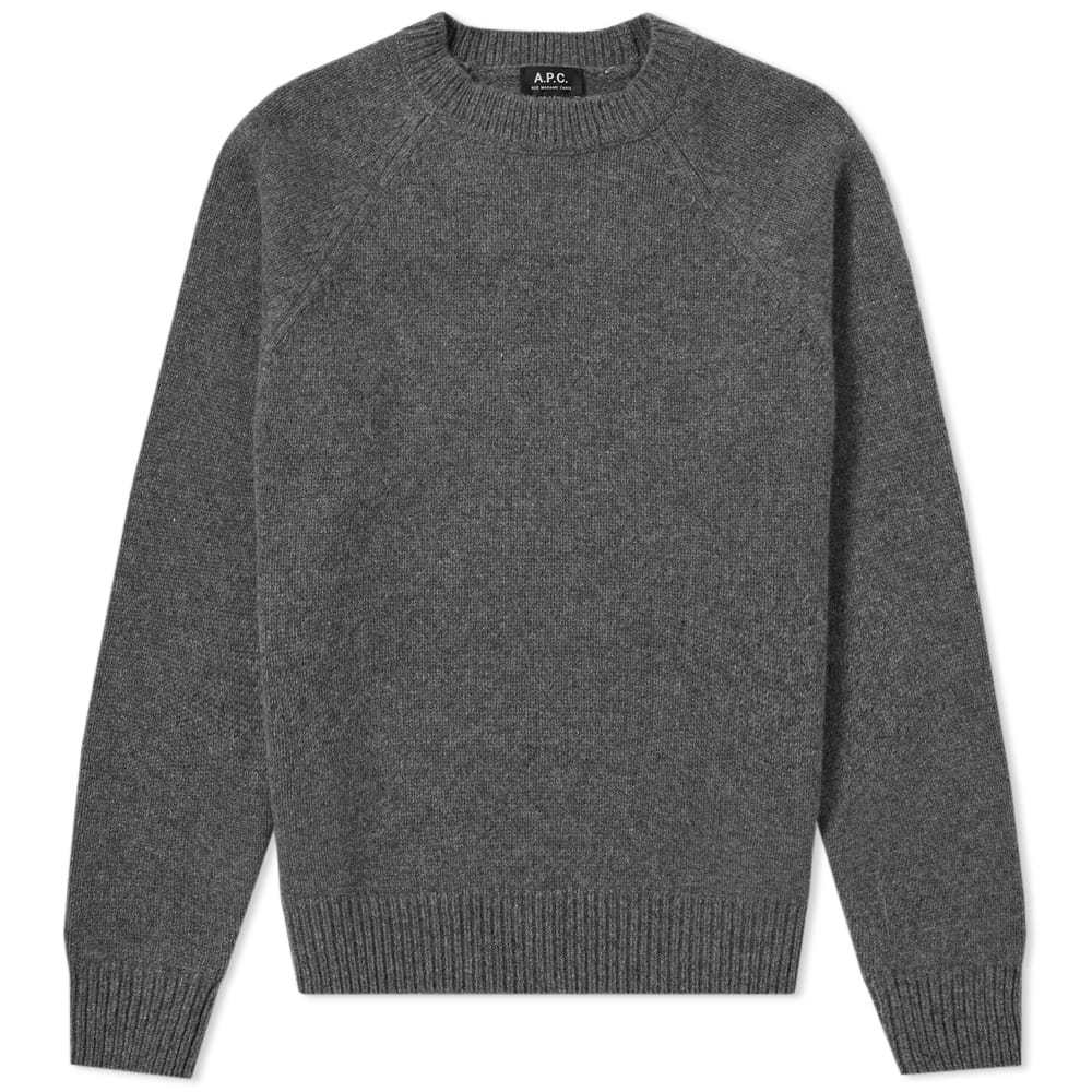 Photo: A.P.C. Markus Crew Knit