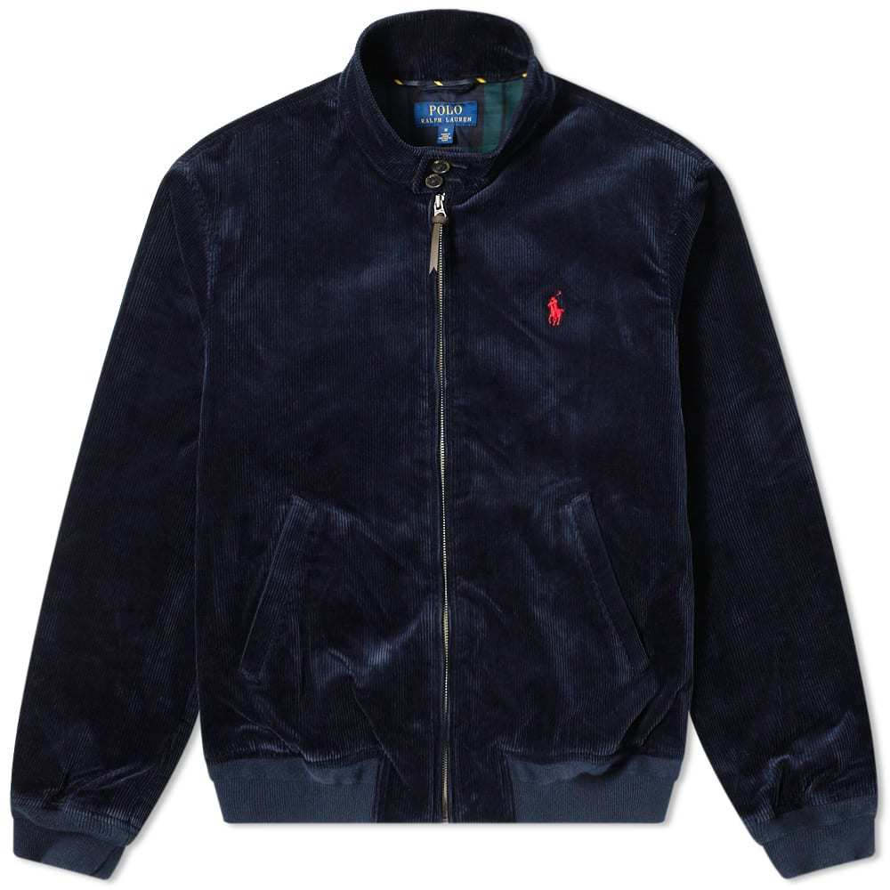 Photo: Polo Ralph Lauren Corduroy Harrington Jacket