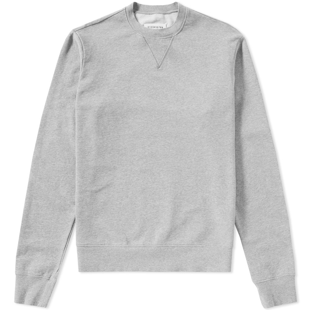 Photo: Maison Margiela 14 Elbow Patch Crew Sweat