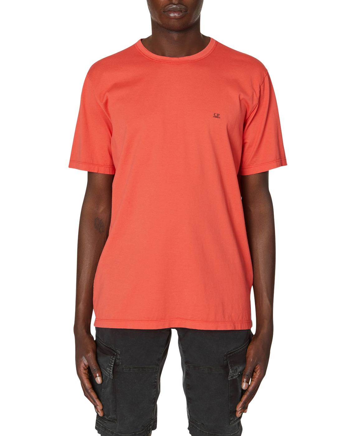 C.P. Company T Shirt High Risk Red