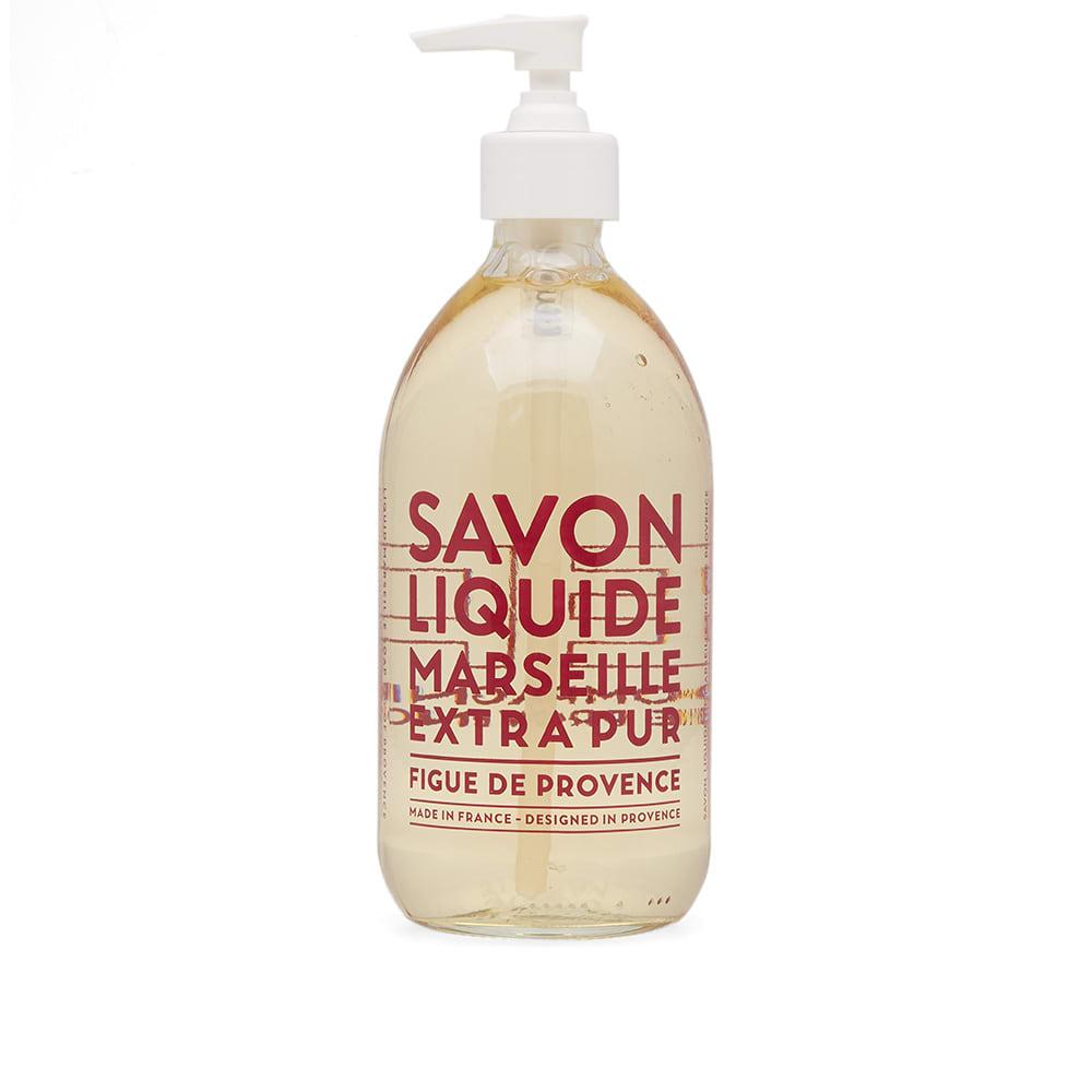 Photo: Compagnie de Provence Liquid Marseille Fig Of Provence Soap