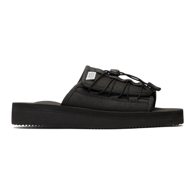 Photo: Suicoke Black Olas-An Sandals