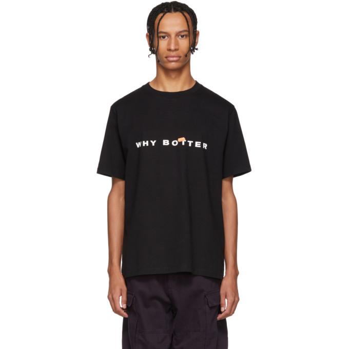 Photo: Botter Black Why Botter T-Shirt