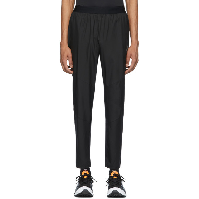 Asics Black Race Track Pants