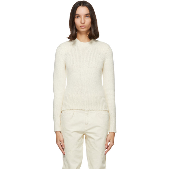 Photo: Isabel Marant Beige Erwany Sweater