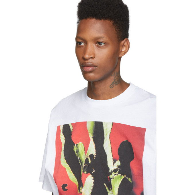 Versace Jeans Couture White Couture Capsule T-Shirt
