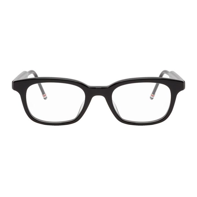 Photo: Thom Browne Black TB-410 Glasses