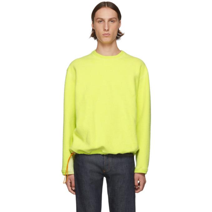 Photo: Goodfight Yellow Sling Sweatshirt