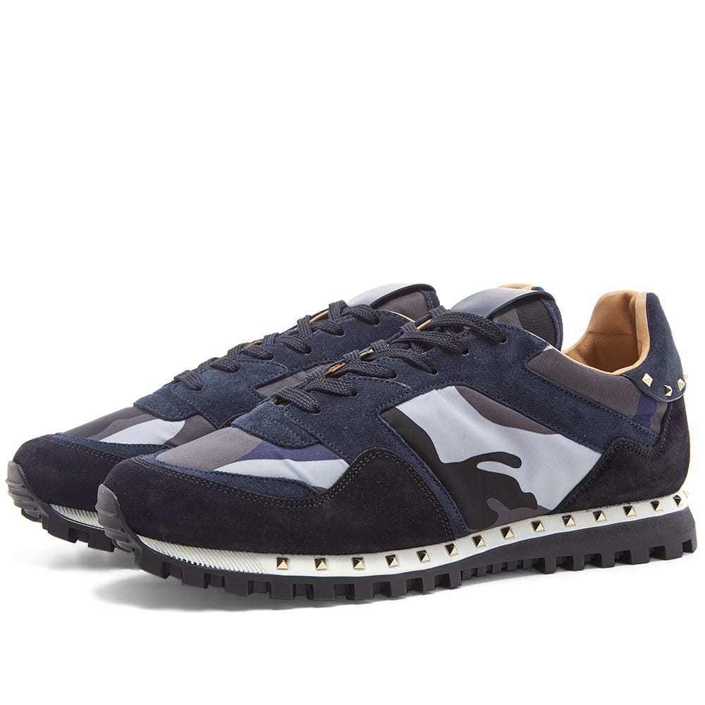 Valentino Studded Sneaker Valentino
