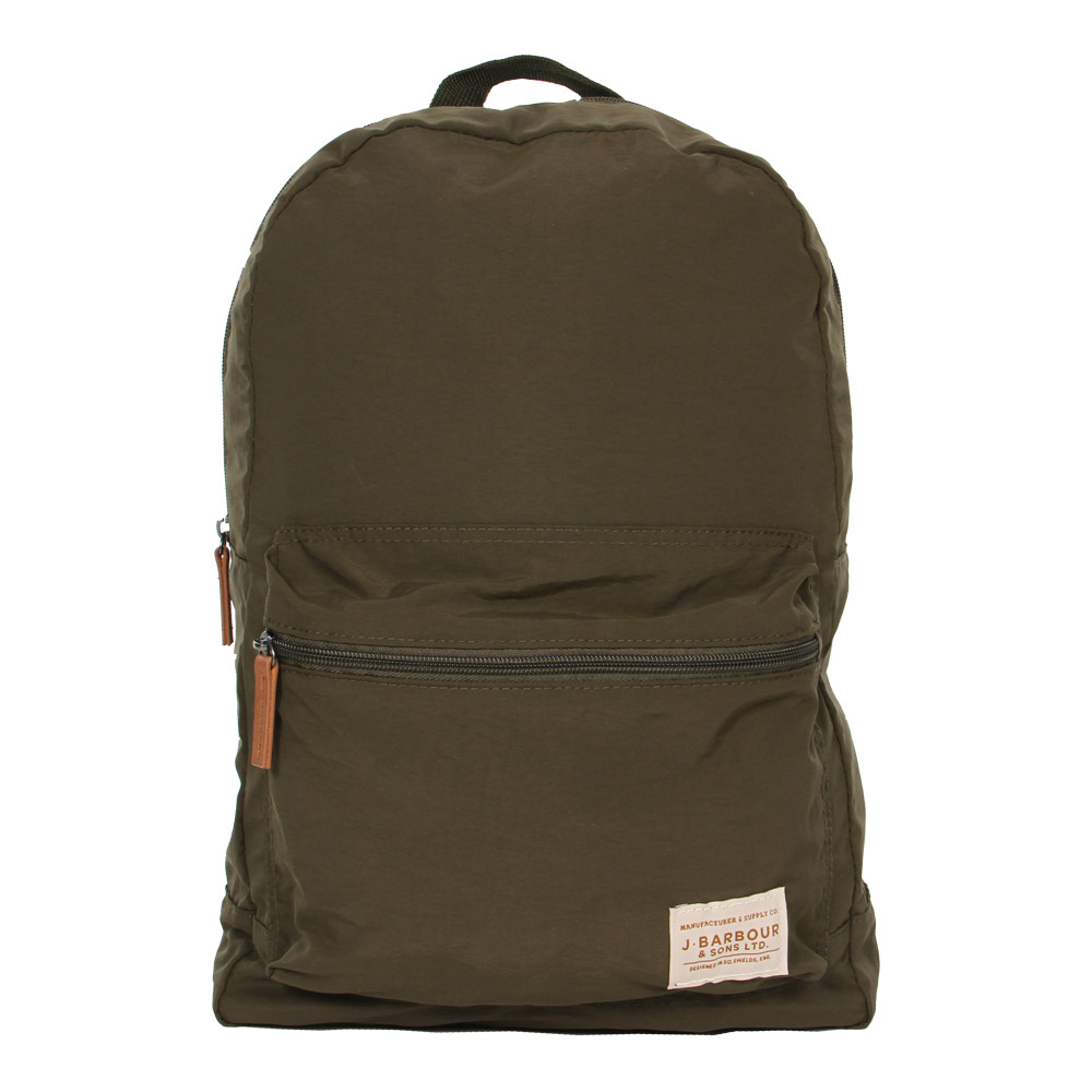 Photo: Backpack - Beauly Olive Green