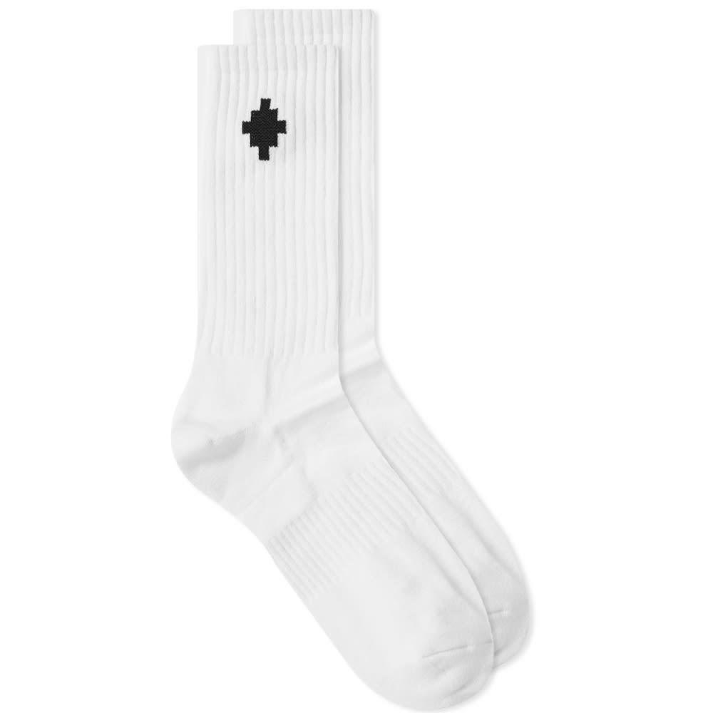 Photo: Marcelo Burlon Cross Sideway Sock