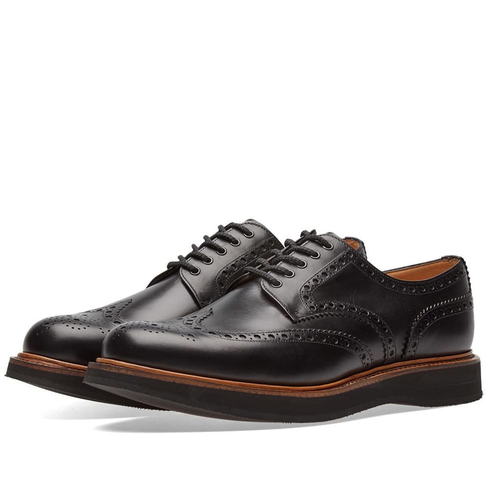 Photo: Church's Tewin Lightweight Sole Brogue
