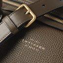 Smythson - Ludlow Full-Grain Leather Holdall - Green