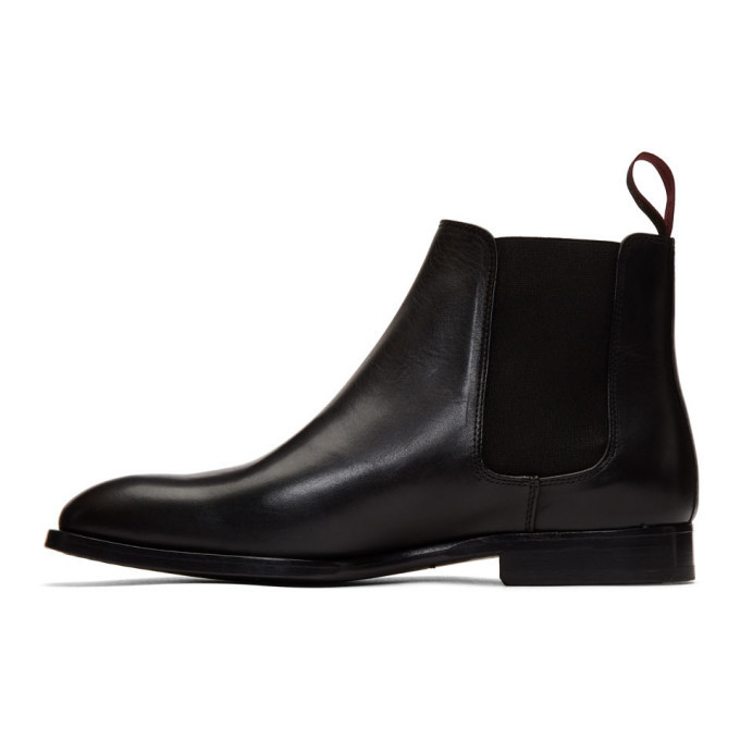 PS by Paul Smith Black Gerard Chelsea Boots