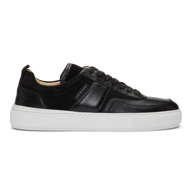 Photo: Tiger of Sweden Black Salo Sneakers