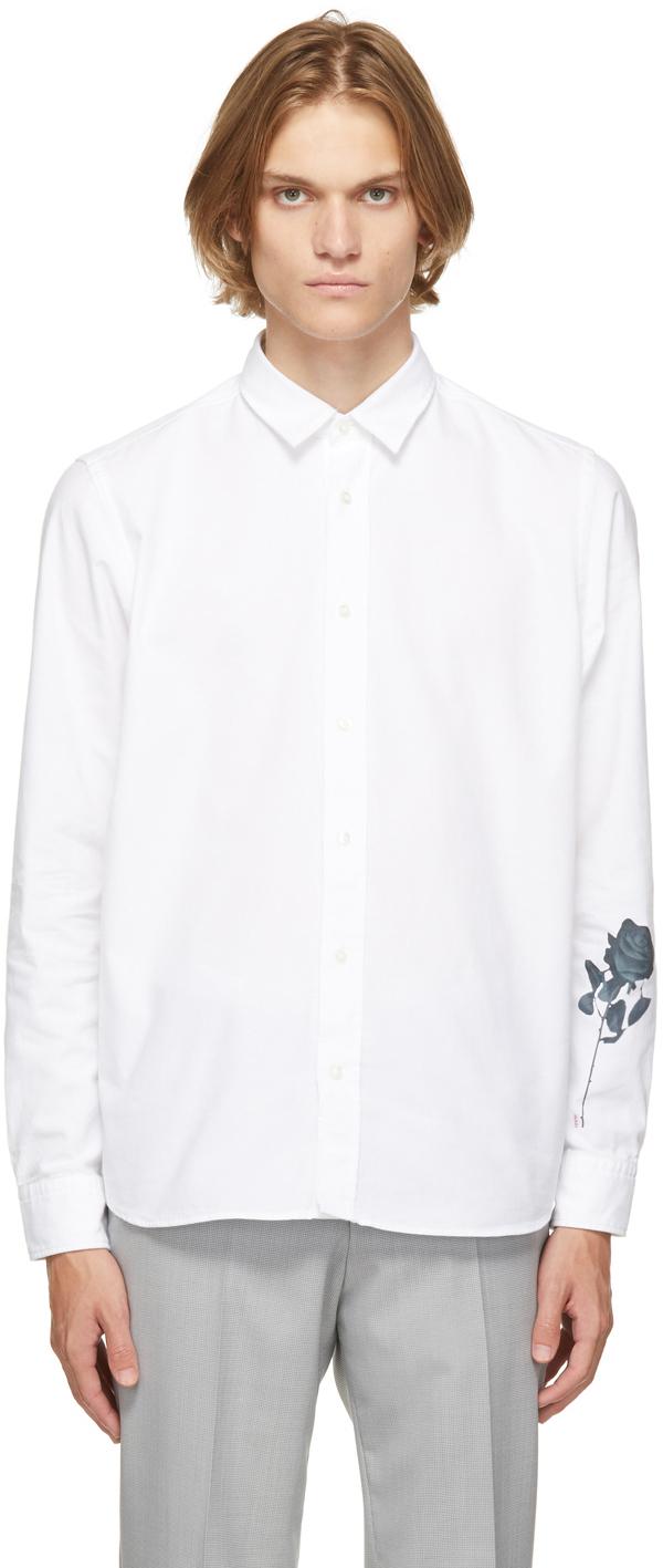 Photo: Hugo White Emero Shirt