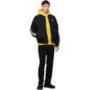 adidas Originals Black Padded MA-1 Bomber Jacket