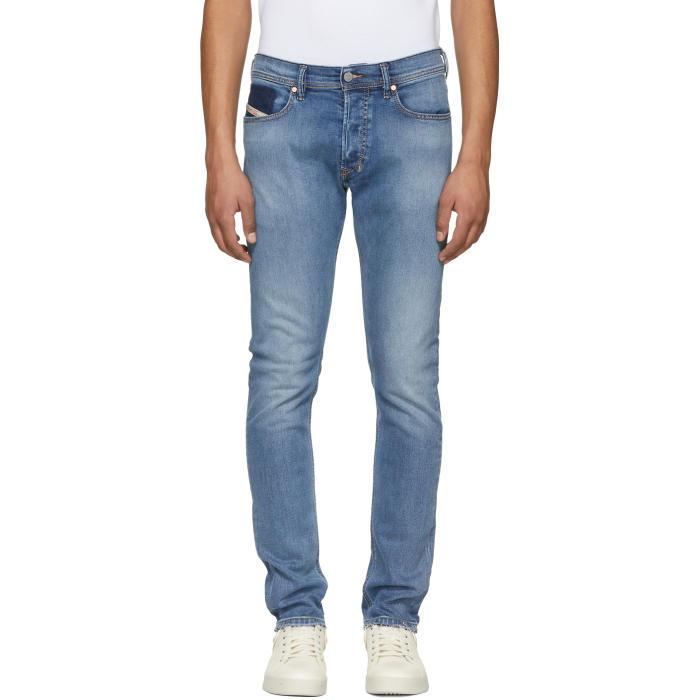 Photo: Diesel Blue Tepphar-R Jeans
