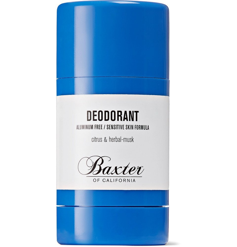 Photo: Baxter of California - Citrus & Herbal-Musk Deodorant, 34ml - Colorless