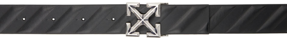 Photo: Off-White Black Diagonal Belt