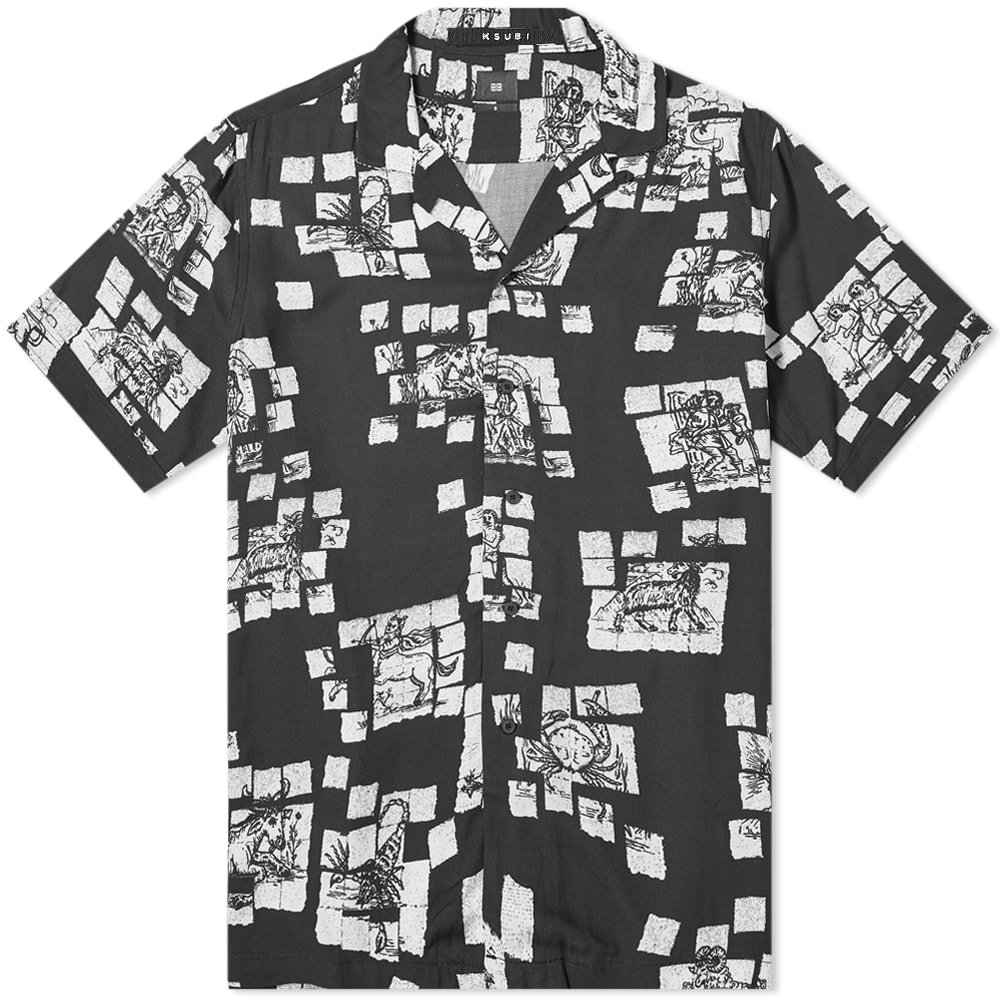 Photo: Ksubi Zodiac Acid Vacation Shirt