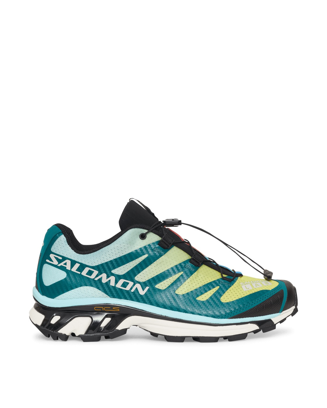 Photo: Salomon Xt 4 Advanced Sneakers Tanager Turquoise/Pacific