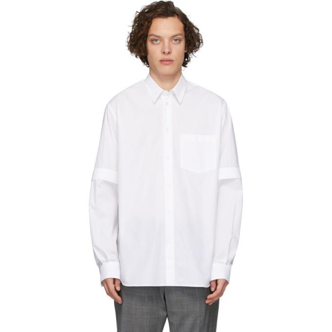 Stella McCartney White Saul Shirt