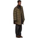 3.1 Phillip Lim Green Oversized Down Coat